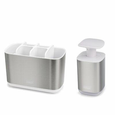 Conjunto de pia de banheiro de 2 peças