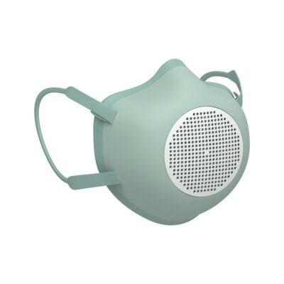 Máscara de Proteção Ecológica Adulto verde – Eco-Mask – Guzzini Protection
