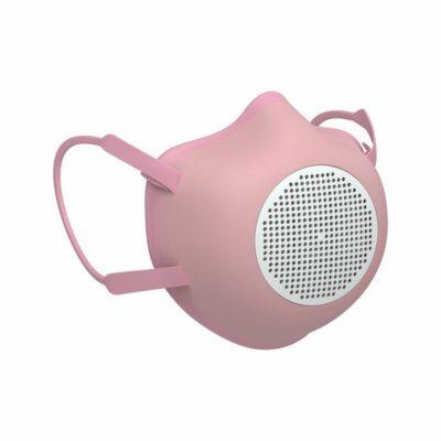 Máscara de Proteção Ecológica Adulto Rosa – Eco-Mask – Guzzini Protection