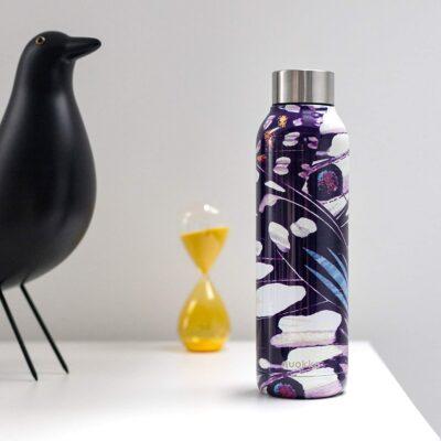 Garrafa térmica Quokka Solid Violet wings 630 ml