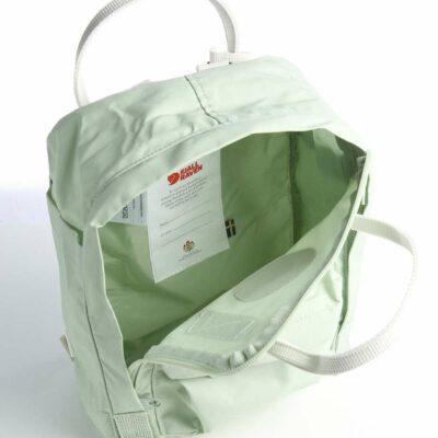Mochila Kanken mint green