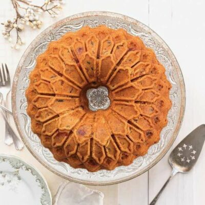 Forma Stained Glass Bundt Pan